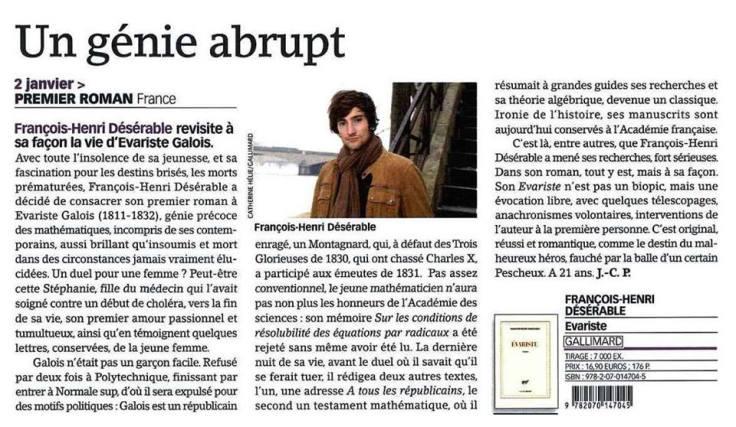 François-Henri-Désérable-Livres-Hebdo-Evariste