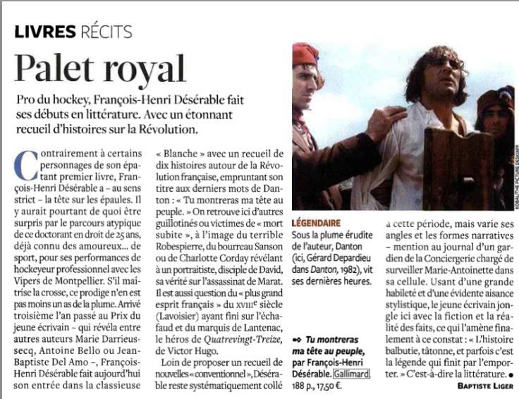 L'Express - 24 avril 2013