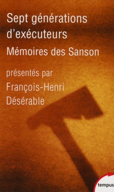 Mémoires des Sanson